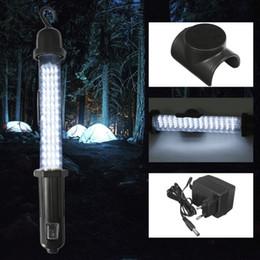2019 светодиодный литий-ионный 60 LED кемпинг свет фонаря ЕС Plug лампы Факел перезаряжаемые Бесшнуровой Свет работы со встроенной литий-ионной батареи. тока linternas дешево светодиодный литий-ионный