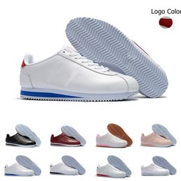 Wholesale outdoor netting fabric - Best sale cheap Cortez Mens Womens Net Point Running Shoes for Sculpture High Frequency Top quality Outdoor Classic Casual Sneakers 36-45