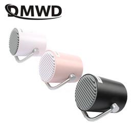 DMWD Mini Desktop USB кондиционер вентилятор портативный электрический ПК компьютер Ventilador кондиционер вентилятор охлаждения вентиляторы Тихий кулер от Поставщики энергетическая обувь