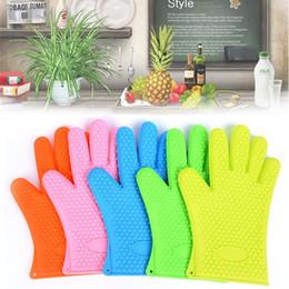 silikon tischkissen Rabatt Heiß Die Silikon-Antihaft-Backhandschuhe Pastry Table Handschuhe mit Silikon-Handschuhen Wachs Antihaft-Pads IB720