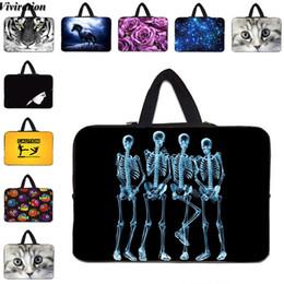 Wholesale Neoprene Handles - Computer 17.3 Sleeve Bag For Chuwi Viviration Neoprene Case Mens Boys Fashion Handle Carry Cover 12 15 14 13 17 Inch Laptop Bag