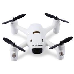 2019 alarme chave de tampa Hubsan X4 Câmera + 2.4 GHz Controle Remoto Quadcopter UFO com 720 P HD Camera para Voos Suaves para Obter Melhor Imagem Drones RC HOT + B