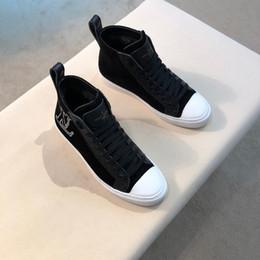 27b4c6a0ec1 Moda Alta Top Homens Sapatos De Lona De Veludo Homens Sapatos Casuais Para  O Outono Inverno Masculino Calçado Patchwork Plus Size 38-45 plus canvas for  sale