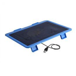 Under 14 polegada Laptop Cooler Cooling Pad Base Grande Ventilador USB com Suporte Stand Frete Grátis de
