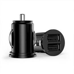 Adaptateur allume-cigare universel pour voiture Mini double port USB 2 Port 5V 2.1A Chargeur de voiture pour téléphone portable Pad ? partir de fabricateur