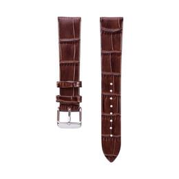 Conectores de pulseira de couro on-line-Moda Faux Leather Banda de Substituição Pulseira + Conectores para Fitbit Charge 2 dropshipping novo