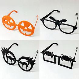 ac75df4f8 vidros engraçados do partido do olho Desconto Halloween Pumpkin Bat Engraçado  Óculos de Festa Festival de