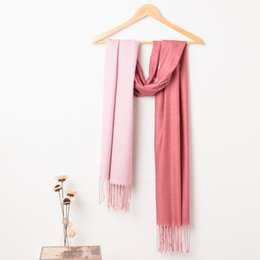 plain cotton voile scarves Coupons - 2017 New Voile Scarves Imitation Bullet Pendant Necklace Women Jewelry Linen Solid Color Collar Ethnic Choker Scarf wholesale Free Shipping