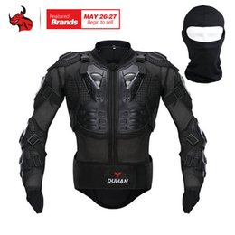 Wholesale motorcycles jackets duhan - DUHAN Motorcycle Jacket Motorcycle Armor Riding Body Prtection Motorcross Racing Full Body Armor Spine Chest Protective Jacket