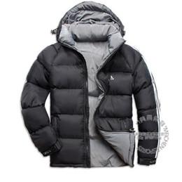 capucha chaqueta de pana Rebajas Envío gratis! 2018 nueva marca Hombres chaqueta de invierno, deportes de moda al aire libre Invierno abajo hombres de la capa, chaqueta de los hombres de prendas de vestir exteriores