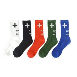 LIEUX + FACES Chaussettes P + f Cross Plus Motion Chaussettes En Coton Complet 7 Couleur Femmes Et Hommes Chaussettes De Mode HFWPWZ004 ? partir de fabricateur