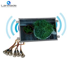 Wholesale Video Advertising - 10.1inch open frame metal case HD bluetooth advertising display video player bp