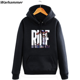 Wholesale Del Rey - Sweatshirt Men Autumn Winter 3D Print Lana del rey Men Hoodie Rock FanTracksuit Fleece Cotton Pullover Hoodie Men Casual XXL Black Drop Ship
