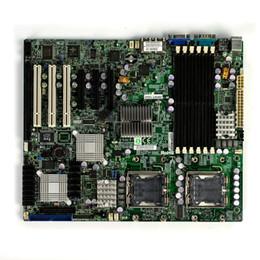 Argentina La placa base de la estación de trabajo con chipset X7DCL-3 5100 admite Xeon 54 pines, serie 771 100%, prueba de buena calidad Suministro