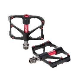 Wholesale Mtb Bicycle Pedals - 2Pcs4 Bearings Bike Pedals Anti-slip Ultralight CNC MTB Bicycle Pedal Sealed Bearing Pedals Bicycle Accessories