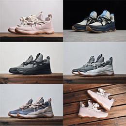 2019 sapatos mulher cinza claro 2018 novos tênis sapatos sports City Loop Oreo Rosa Mulheres Mens Luz Cinza Luxo Correndo Sapatos de Grife homem Marca Formadores 36-44 sapatos mulher cinza claro barato
