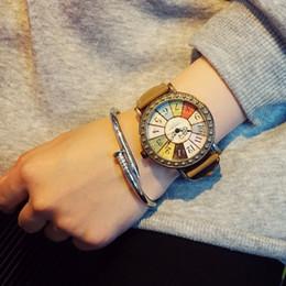 Koreanische antiquitäten online-Uhren, koreanische Version, einfache Harold Wind, antike Kompass-Diagramm, Persönlichkeit Modetrend, Student Uhren.