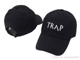 100% Cotton TRAP Hat Baseball Cap Pretty Girls Like Trap Music 2 Chainz  Album Rap LP Dad Hat Hip Hop Black Hood Wholesale Custom 6a25e6fb5acd