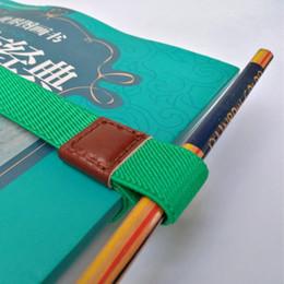 Cuenta de la cubierta online-A4 / A5 libro suelto tapa de la pluma de encuadernación TN Cuenta de mano Suelta Núcleo de la cuerda Cuerda NotElastic Band Bandage Suministros para estudiantes