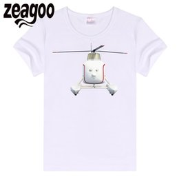 plain slim fit t shirt Sconti zeagoo Short Casual Basic Plain Girocollo T-shirt manica corta da donna slim fit modello bianco