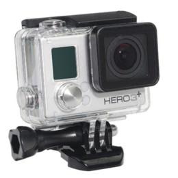 Suptig für Go Pro Zubehör für Gopro wasserdichte Gehäuse Case Mount Hero 3 plus für Gopro Hero3 + 3 4 Kamera-Montage von Fabrikanten