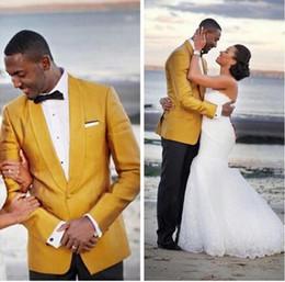 Rabatt Vintage Hochzeitsanzuge Fur Brautigam 2018 Vintage