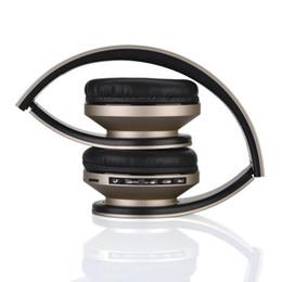 Calidad de lujo SoL o3 Auriculares Inalámbricos Bluetooth Eerphone Auriculares Estéreo auriculares con Micphone Soporte AUX FM Tarjeta TF para iPhone Samsung desde fabricantes