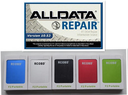 Wholesale vw repairs - 2018 Alldata and Mitchell OnDemand 2015 car repair all data 10.53 vivid workshop heavy truck 25 in 1tb usb new hdd work for all car & truck