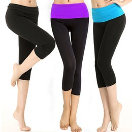 Wholesale Fitness Minutes - Yoga The new tight elastic modal fitness in summer Quick-drying sports leisure 7 minutes of