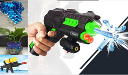 Wholesale Classic Toy Guns - water gun playing toys 10000 pcs packet colored orbeez soft crystal infrared ray paintball gun bullet grow Paintball beads balls Airgun CS