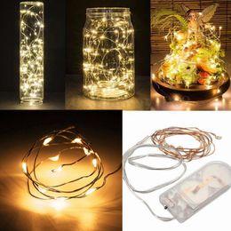2018 Innen Weihnachtsbeleuchtung Für Schlafzimmer 1 / 2M Wasserdichte  Lichterketten LED String Licht Für Weihnachten
