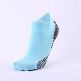 Wholesale Coloured Tables - 5 Colour socks fashionable leisure men's and women's basketball breathable absorbent odor-proof anti friction professional elite sport socks