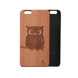 Wholesale Iphone Owl Covers - Winwin 3d owl case for iPhone 6 6s 5 5s se 6plus 6splus,cool unlock cases cover for Apple iPhone 6 plus s