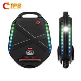 2018 IPS S5 scooter à une roue auto balance monowheel hoverboard skateboard intelligent Balance scooter double moteur à double batterie ? partir de fabricateur