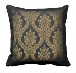 Cuscino bianco nero moderno online-Federa per cuscino da tiro modello Modern Black Stripes