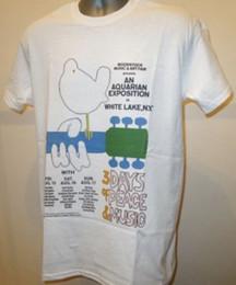 Festival de cartazes on-line-Woodstock Poster Retro Camiseta 1969 Festival de Música W205 Grateful Dead Creedence Imprimir camiseta Homens de Manga Curta TOP TEE Moda Verão Top