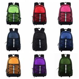 mochilas baratas Rebajas The North F Mochila 9 colores deportes al aire libre que acampan yendo de excursión bolsos que viajan a prueba de agua bolso de escuela OOA5423