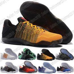 designer fashion c0891 9423d  Mit Schuhkarton  NIKE KB Hohe Qualität KOBE 11 ELITE LOW Frauen Basketball  Schuhe Leichtathletik Turnschuhe KB 11 Frauen Sport Outdoor größe 7-12