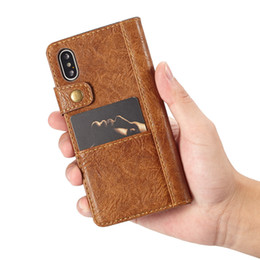 Caso iphone xr folio online-Cm010 per custodia a flip iphone xs, cassa a flip di lusso, custodia in pelle custodia per portafoglio flip folio custodia in pelle PU, custodia per carte da portafoglio per iPhone XR