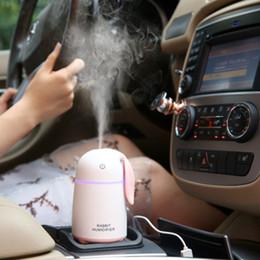 FFFAS USB Humidificateur Oreilles de lapin Lièvre Aroma Diffuseur d'huile essentielle Brume ultrasonique Brouillard d'air Pulvérisateur Machine à vapeur Humidité Eau ? partir de fabricateur