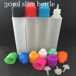 E Liquide Bouteilles 3 ml 5 ml 10 ml 15 ml 20 ml 30 ml 50 ml Vide-gouttes Débardeur en plastique LDPE Caps à l'épreuve des enfants Capsules d'aiguille longues ? partir de fabricateur
