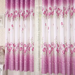 Wholesale Modern Window Blinds - Cheap tulle curtain kitchen Modern Home Living Room Window tulle curtains kitchen door curtain home decoration window blinds