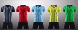 Establecer camisetas de fútbol online-2018 nuevo Benwon-Fair Play jerseys de fútbol árbitro profesional ropa deportiva traje conjuntos de fútbol árbitro kits de futbol juez camisetas