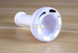 Wholesale led lighting parts - Vacuum RF handles with LED lights for magic line machine for body slimming skin rejuvenation wrinkle removal