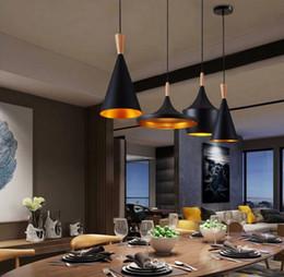 Canada Style européen Vintage conduit pendentif lumière E27 lampe de base droplight éclairage pour restaurant à la maison décoration suspension luminaire Offre