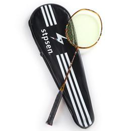 2018 Stpsen DIAMOND X7 GOLD Carbon Fiber Badminton Racket Secondary Molding Racket от