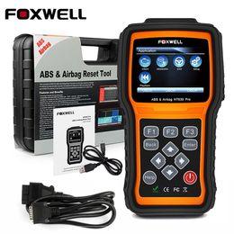 Wholesale Scanner Airbag Reset Tool - OBD Automotive Scanner Original Foxwell NT630 Pro ABS SRS Airbag Air Bag Crash Data Reset SAS Car Diagnostic Tool OBD2 Scanner