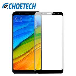 2019 примечание: hd full Для Xiaomi Redmi 5 Plus Glass HD Clear полное покрытие экрана протектор для Xiao mi Redmi Note 5 Pro закаленное стекло защитная пленка скидка примечание: hd full