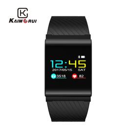 2019 relojes de colores a prueba de agua Kaimorui X9 Pro Pulsera Inteligente Pantalla Colorida Smart Pulsera Monitor de Ritmo Cardíaco Podómetro Impermeable Bluetooth 4.0 Reloj Inteligente relojes de colores a prueba de agua baratos