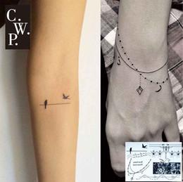 Discount Flower Tattoo Wrist Flower Wrist Tattoo Designs 2019 On